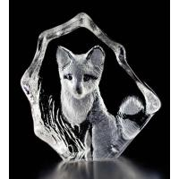 Baby Fox Crystal Figurine Manufactures
