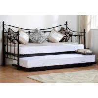China Day Beds Seconique Torino Black 3FT Day Bed Including Trundle on sale