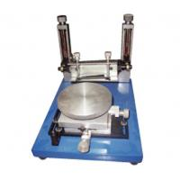 Mini manual bottle screen printing machine