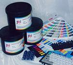 The same quality of yudu silicone/pcb screen printing ink Manufactures