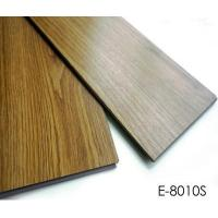 China Best Commercial Glossy Waterproof Click Lock Vinyl Plank Flooring on sale
