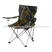 folding camouflage printed camping chairs Manufactures