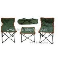 China folding beach chair sets china supplier on sale