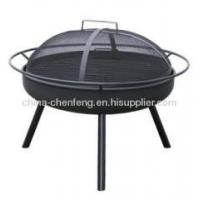 China oudoor iron bbq fire pit on sale