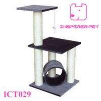 Buy cheap Cat Toy Condo Furniture Scratcher Tree from wholesalers