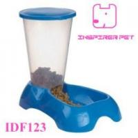 American Seat-Style Dog Feed Trough Pet Drinking Manufactures