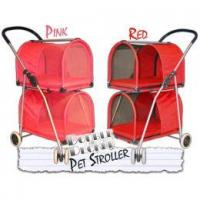 Buy cheap Double Decker Pet Stroller from wholesalers