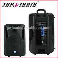 Wifi portable active speaker with MP3 player - outdoor speaker Manufactures
