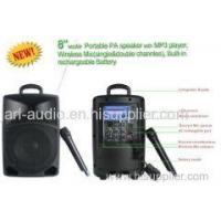 8 portable active speakers with battery -RC-FM Manufactures