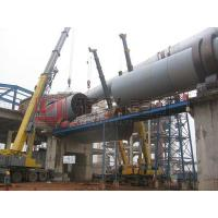 Sand dryer Kaolin rotary kiln Manufactures