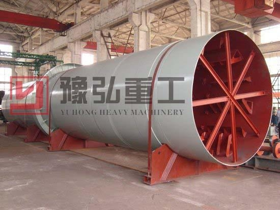 Quality Sand dryer Titanium dioxide calcination kiln for sale