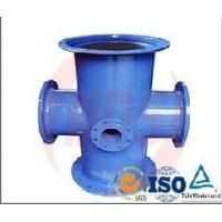 EN598 ductile iron pipe fitting Manufactures