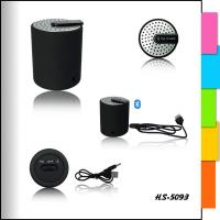 Bluetooth Products HS-5093 Fashion mini bluetooth speaker Manufactures