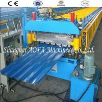 Double Layer IBR and Corrugated Roof Sheet Roll Forming Machine Manufactures