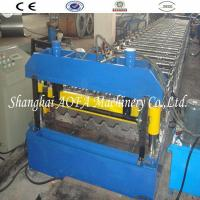 Galvanized Roof/Wall Sheet Roll Forming Machine Manufactures