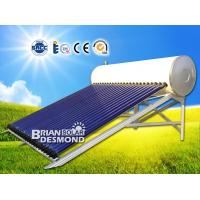 Buy cheap Compact Pressurized Heat Pipe Solar Water Heater from wholesalers