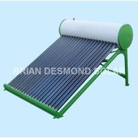 Buy cheap Integrative Pressurized Heat Pipe Solar Water Heater from wholesalers