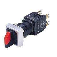 Buy cheap LA42(S)X2F 16mm illuminated selector switch from wholesalers