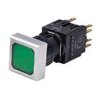 Buy cheap LA42(S)PSDF 16mm illuminated user selflocking push button switch from wholesalers