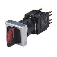 Buy cheap LA42(S)XD2AF 16mm quadrate illuminated reset selector switch(two pos) from wholesalers