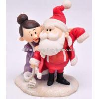 Quality Polyresin Christmas Figurines for sale