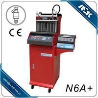 Quality Fuel Injector Cleaner&Analyzer N6A+ for sale