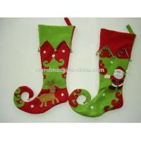 Christmas Fabric Stocking Manufactures