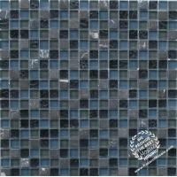 Glass Mix Stone Mosaic KGS8127 Manufactures