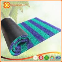 Custom low price kitchen mat,pvc coil mat china supplier Manufactures