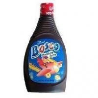 The Original Bosco Chocolate Syrup - 22 oz Squeeze Bottle Manufactures