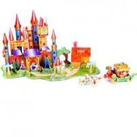 3D Story Puzzle Baby Toy For Crgstal Shose Manufactures