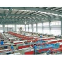 Buy cheap WPC door board production line from wholesalers