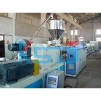 CPVC cable sleeve pipe production line Manufactures