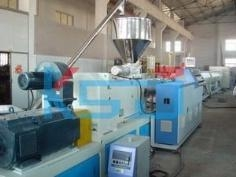 China CPVC cable sleeve pipe production line