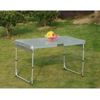 China Portable Folding Beer Pong Table on sale