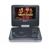 China Portable DVD Players Portable DVD Player 7 Inch with TV Tuner on sale