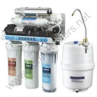 Buy cheap Reverse Osmosis water filter 7 stage reverse osmosis water purifier with UV from wholesalers