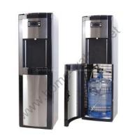 Reverse Osmosis water filter Three taps bottle loading stand water dispenser Manufactures