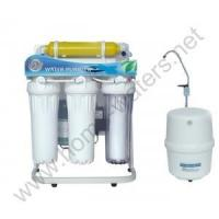 Buy cheap Reverse Osmosis water filter Standard 5 stage water purifier with stand&gauge from wholesalers