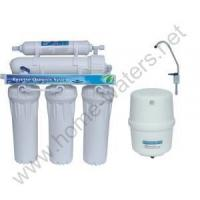 Buy cheap Reverse Osmosis water filter Simple 5 stage pure water from wholesalers
