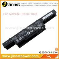 Buy cheap Newest notebook battery for Advent Roma 1000 2000 3000 with high quality from wholesalers