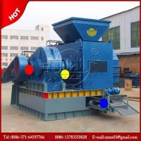 Quality Factroy price coal briquette making machine with ISO for sale
