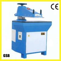 GSB-80 8T Hydraulic swing arm cutting machine/cutting press/clicking machine Manufactures