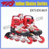 China quad to roller skate with EN14619 on sale