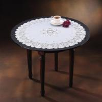 China VINYL LACE TABLE CLOTH on sale