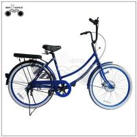 24inch single speed colorful lady`s city bicycle Manufactures