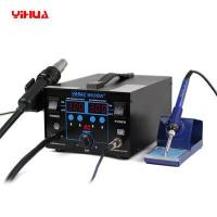 YIHUA 862DA+ SMD SMT HOT AIR REPAIR REWORK SOLDERING IRON STATION Manufactures