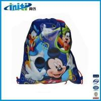 wholesale polyester film bag for shopping