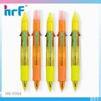 Fat Promotion Ballpen 4 in 1 with Highlighter Head Manufactures