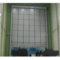 Wind-resistant High Speed Stacking Door JK9707 Manufactures